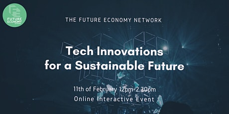 Tech Innovations for a Sustainable Future tickets