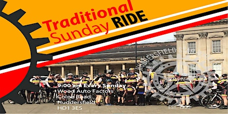 Traditional Sunday Ride - Group A tickets