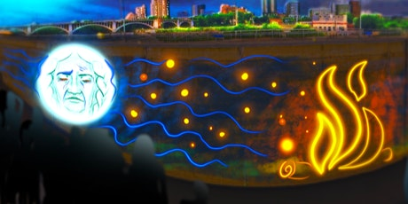 Illuminate The Lock: Madweyaashkaa: Waves Can Be Heard by Moira Villiard tickets