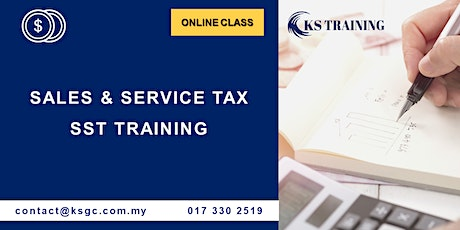 Comprehensive SST Training - Online Class  [HRDF Claimable] tickets