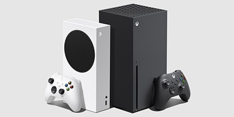 GAME Reading Xbox Series X/S prepurchase tickets
