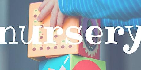 Toddler Room/Nursery tickets