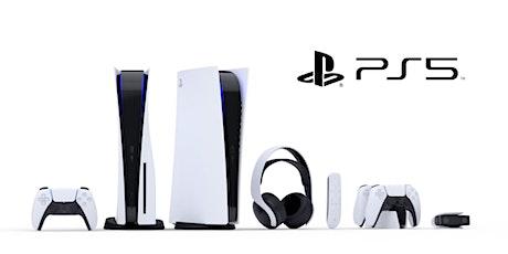 Game Swindon PlayStation 5 PrePurchase tickets