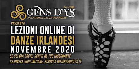 Danze Irlandesi On Line - Novembre
