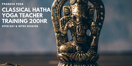 Classical Hatha Yoga Teacher Training 200hr - Open Day & Info Session tickets