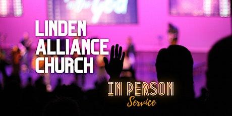 LAC  In Person Church Service, November 1 tickets