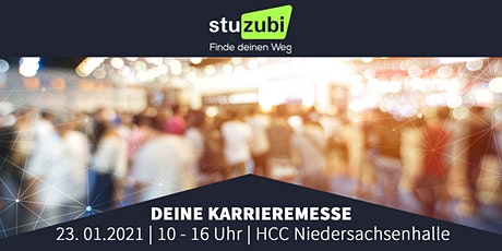 Stuzubi Hannover - Karrieremesse zur Berufsorientierung Tickets