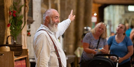 Selby Abbey Tour