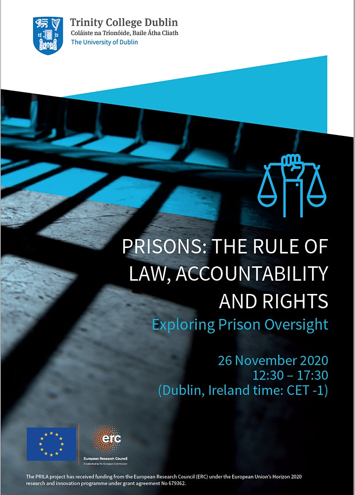 Prisons: The Rule of Law, Accountability & Rights image