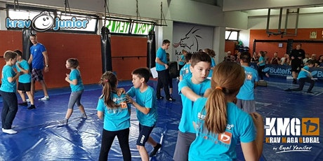 Self-defence for Kids - Krav Junior  Free Trial Class (Tuesday, 5.15-6pm) tickets