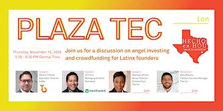 Plaza Tec: Funding Fundamentals tickets