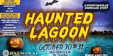 Haunted Lagoon tickets