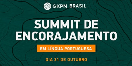 SUMMIT ENCORAJAMENTO 31/10 ingressos