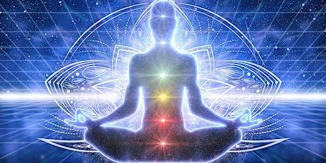 Talller de armonización y activación de Chakras entradas
