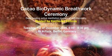 Cacao BioDynamic Breath Ceremony tickets