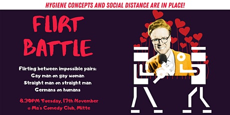 Berlin Flirt Battle #5 Tickets