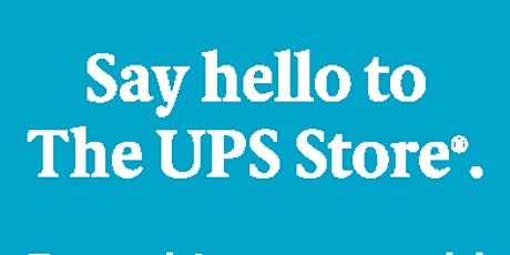 The UPS Store 7254 to Oceanside - Grand Opening and Ribbon Cutting Ceremony tickets