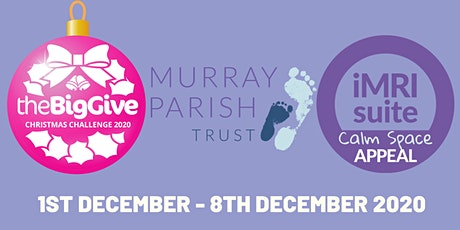 The Murray Parish Trust Big Give Reminder tickets