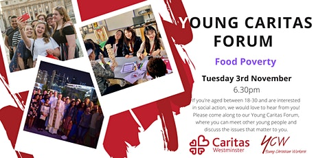 Young Caritas Forum - 8. Food poverty tickets