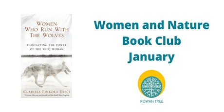 Women and Nature Bookclub: January (online) tickets