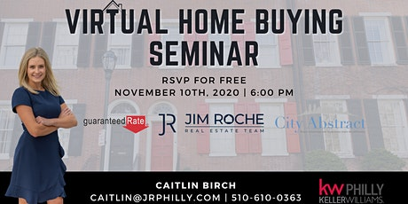 Virtual Home Buying Seminar with Caitlin Birch tickets