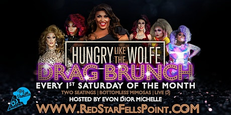 Hungry Like The Wolfe Drag Brunch (Home for the Holidays) tickets