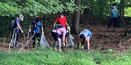 Tibbetts Brook Cleanup on South County Trailway tickets