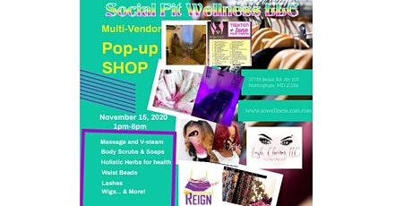 Shop Local:  Pop-Up Shop tickets