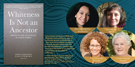 Whiteness Is Not an Ancestor: Conversations with the Authors tickets