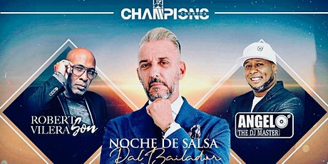 ¡Noche de Salsa con PUPY SANTIAGO en Miami! tickets