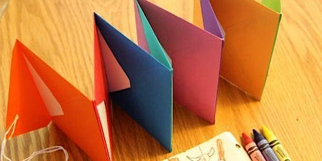 Bookmaking workshop for kids - Edad recomendada de 9 a 15 años entradas