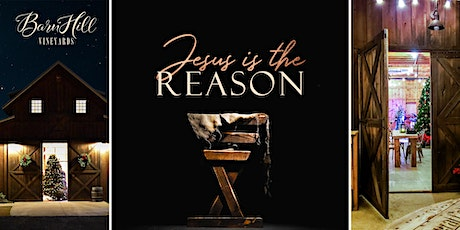 Jesus - The Reason For The Incredible Season! tickets