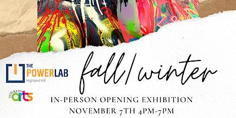 PowerLab Art Show tickets