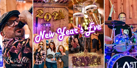 New Year's Eve At The Barn - Last Stand band, 80's Classic Rock! tickets