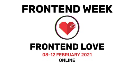 Frontend Week by Frontend Love tickets