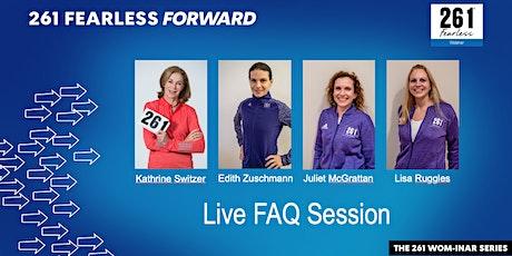 261 Fearless Forward Live Forum_EU tickets