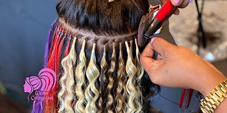 Columbus OH | Hair Extension Install Techniques tickets