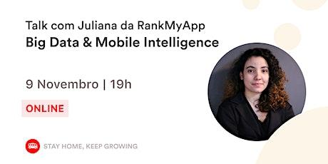 Big Data & Mobile Intelligence com RankMyApp    Le Wagon Rio tickets