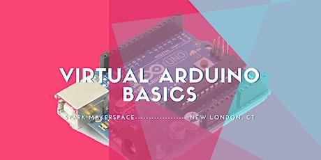 Virtual Arduino Basics
