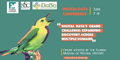 5th Annual Digital Data in Biodiversity Research Conference tickets