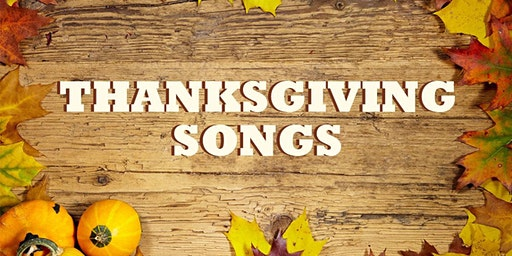 Moments of Gratitude: Songs of Thanksgiving