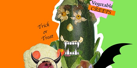 Make your own vegetable creep! with Izzy Brooks tickets