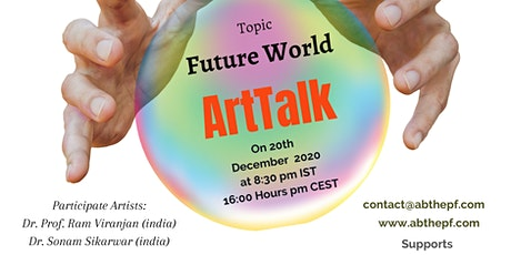 ArtTalk #5  Future World tickets