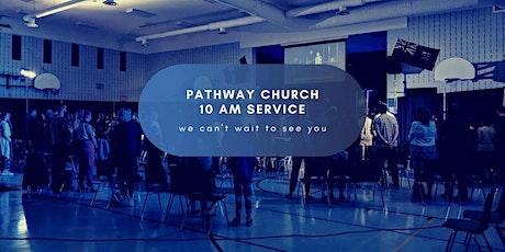 Pathway Church Sunday Service tickets