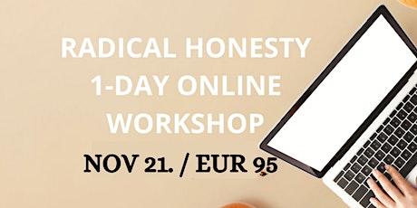 Radical Honesty ™ 1-Day Intro Online Workshop | with Marvin Schulz tickets