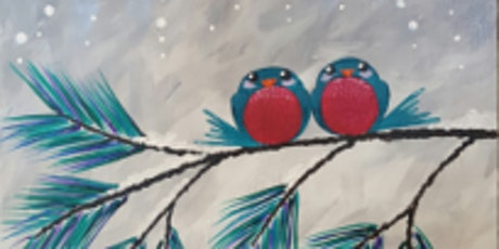 Birds on a Branch  $35pp - byob tickets