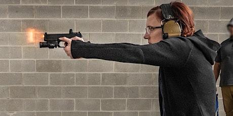 Oct 1, Bandera, TX. Contextual Handgun: Fundamental Applied Pistol Skills tickets