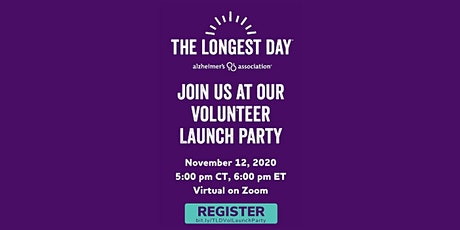 End Alzheimer's, Virtual Volunteer Interest Meeting (Winnebago County) tickets