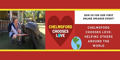 Chelmsford Chooses Love: helping others around the world billets
