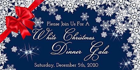 White Christmas Dinner Gala tickets